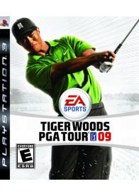 PS3 MASTERS TIGER WOODS PGA TOUR 09