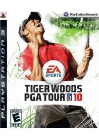 PS3 MASTERS TIGER WOODS PGA TOUR 10