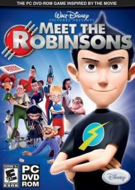 GamesGuru.rs - Meet the Robinsons - Igrica - Avantura