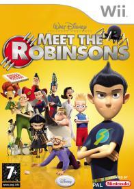GamesGuru.rs - Meet the Robinsons - Igrica za Wii