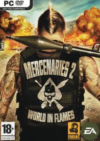 GamesGuru.rs - Mercenaries 2: World In Flames - Igrica za kompjuter
