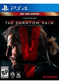 PS4 METAL GEAR SOLID V PHANTOM PAIN - KORIŠĆEN