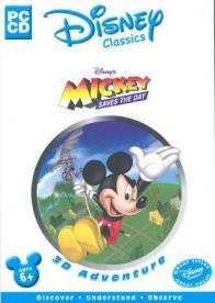GamesGuru.rs - Mickey Saves the Day - Igrica za kompjuter
