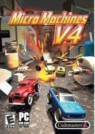 GamesGuru.rs - Micro Machines V4 - Igrica za računar