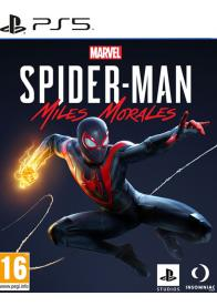 PS5 Marvel's Spider-Man Miles Morales - GamesGuru