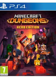 PS4 Minecraft: Dungeons - Hero Edition - GamesGuru