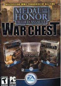 GamesGuru.rs - Medal of Honor: Allied Assault Warchest - Originalna igrica za PC