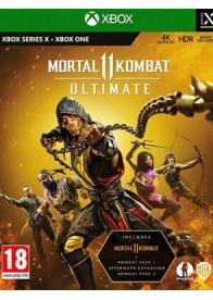 XBOX ONE/XSX Mortal Kombat 11 Ultimate Edition - GamesGuru