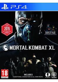 PS4 Mortal Kombat XL - GamesGuru
