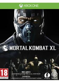 XBOX ONE Mortal Kombat XL - GamerGuru