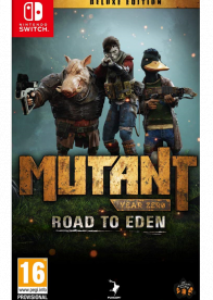 Switch Mutant Year Zero - Road to Eden Deluxe Edition- GamesGuru