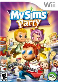 GamesGuru.rs - MySims Party Wii - Igrica za Wii