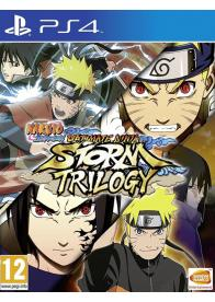 PS4 Naruto Shippuden: Ultimate Ninja Storm Trilogy - GamesGuru