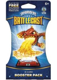 Skylanders Battlecast Booster Pack - 8 cards