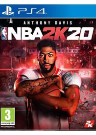 PS4 NBA 2K20 - GamesGuru