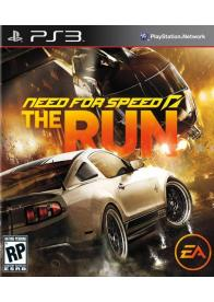 PS3 NEED FOR SPEED THE RUN