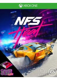 XBOX ONE  NFS:HEAT G-LIVE AKCIJA - GamesGuru Live