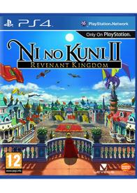 PS4 Ni No Kuni II Revenant Kingdom