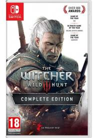 Switch Witxher 3 Wild Hunt - Complete Edition - GamesGuru