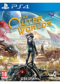 PS4 The Outer Worlds - GamesGuru