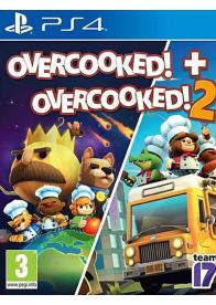 PS4 Overcooked + Overcooked 2 Double Pack - GamesGuru