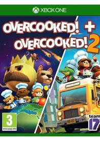 XBOX ONE OVERCOOKED + OVERCOOKED 2 DOUBLE PACK - GamesGuru