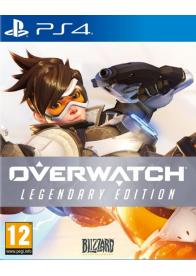 PS4 - OVERWATCH LEGENDARY EDITION