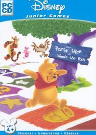 GamesGuru.rs - Party Time with Winnie the Pooh - Igrica za PC