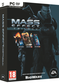 Mass Effect Trilogy (1+2+3)
