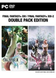 final fantasy xiii xiii-2 double pack