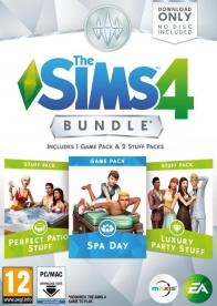 The Sims 4 Bundle Pack 9 (code in a box) games guru