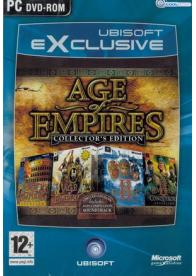 GamesGuru.rs - Age of Empires Collector's Edition - Originalne igrice za PC