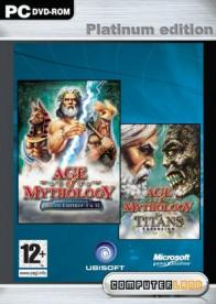 GamesGuru.rs - Age of Mythology Gold - Originalne igrice za kompjuter