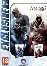 GamesGuru.rs - Assassin's Creed 1&2 Collection - Originalne igrice za kompjuter