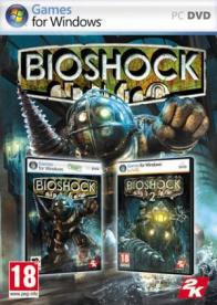 GamesGuru.rs - Bioshock 1&2 Double Pack - Originalne igrice za kompjuter