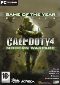 GamesGuru.rs - Call of Duty 4 Modern Warfare GOTY - Originalna igrica za PC
