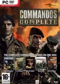 GamesGuru.rs - Commandos Complete Collection - Originalne igrice za kompjuter