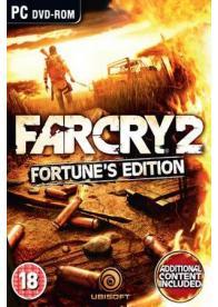 GamesGuru.rs - Far Cry 2 Complete Edition (Fortune's Edition) - Igrica za PC