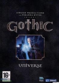 GamesGuru.rs - Gothic Universe - Originalna igrica za kompjuter