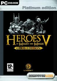 GamesGuru.rs - Heroes of Might & Magic 5 Gold - Igrice za kompjuter
