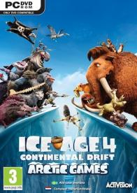 GamesGuru - Ice Age: Continental Drift - Arctic Games - Preorder - Igrica za PC