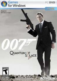 GamesGuru.rs - James Bond Quantum of Solace - Igrica za kompjuter