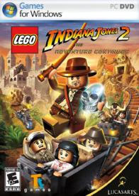 GamesGuru - Lego Indiana Jones 2 The Adventure Continues - Igrica za kompjuter
