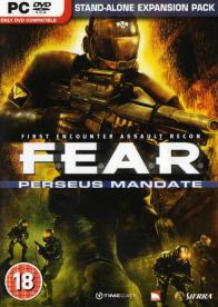 F.E.A.R. Perseus Mandate Fear