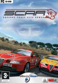GamesGuru.rs - S.C.A.R. Squadra Corse Alfa Romeo - Igrica za kompjuter