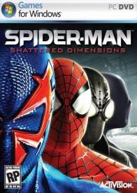 GamesGuru.rs - Spiderman Shattered Dimensions - Igrica za kompjuter