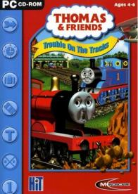 GamesGuru.rs - Thomas & Friends: Trouble on the Tracks - Igrica za kompjuter