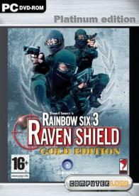GamesGuru.rs - Raven Shield Gold (Raven Shield + Athena Sword) - Igrica za PC