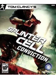 GamesGuru.rs - Tom Clancy's Splinter Cell Conviction - Igrica za kompjuter