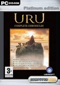 GamesGuru.rs - Uru: The Complete Chronicles - Igrica za kompjuter